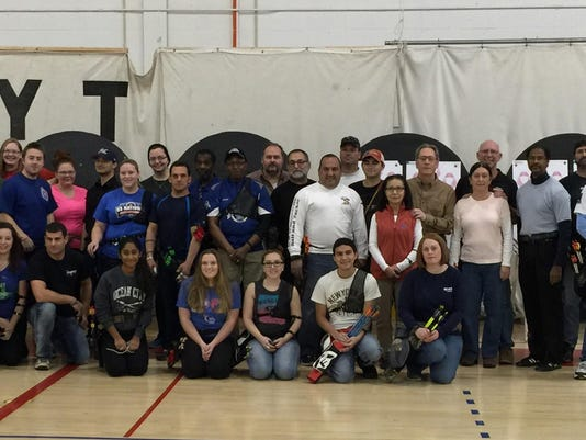 Archery Cancer Fundraiser