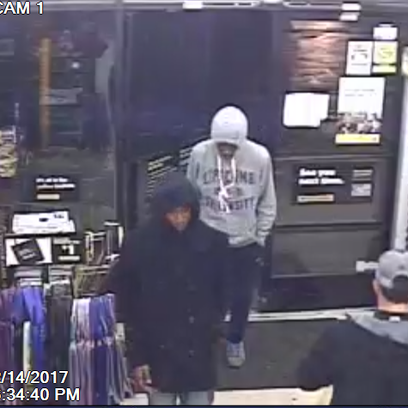 Help sought in identifying Dollar General robbers