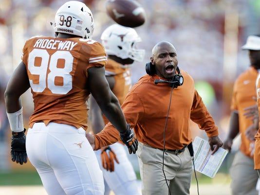 Texas Bowl Bound Football