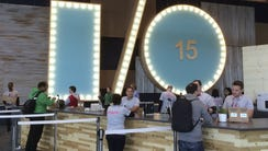 Google launched its Photos app at Google I/O in May.