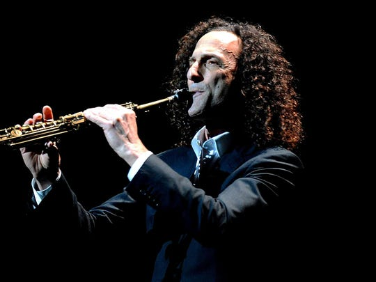 Seattle native Kenny G gets close to home for a December 1 concert at the Admiral Theatre.