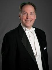 SSO Director and Conductor Kevin McMahon