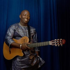 West African guitarist Vieux Farka Touré to perform at West Kortright Centre in East Meredith