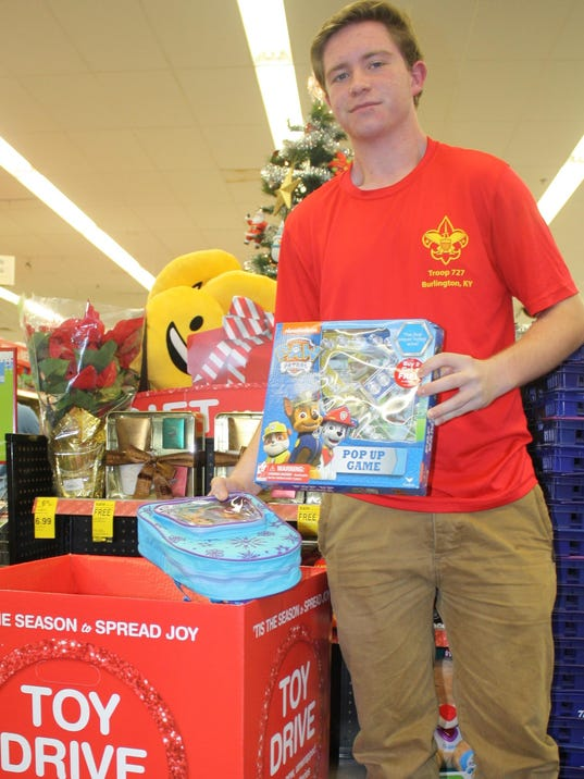Walgreens Toys For Boys : New generation carries on steinford toy tradition