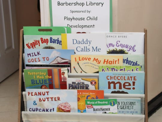 "Plainfield Public Schools Office of Early Childhood has launched a new initiative, ""Books, Barbers and Dads,"" designed to increase father engagement, as well as improve early literacy development, by creating child-friendly reading spaces at the local barbershops in the city."
