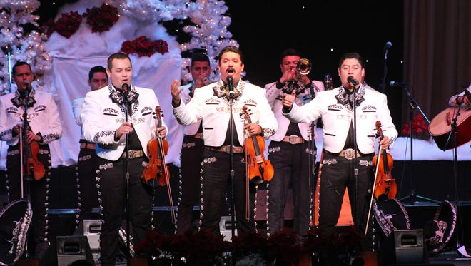 A proud fifth generation mariachi musician, Maestro Jose Hernandez and his Platinum-selling Mariachi Sol de Mexico will perform A Merri-Achi Christmas on Friday, Dec. 19, 2014, at Scottsdale Center for the Performing Arts.