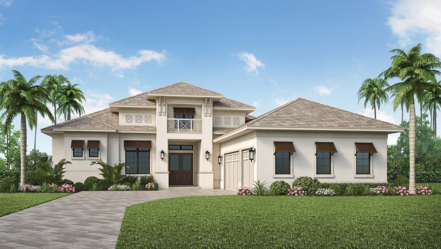 Stock signature homes offering residences in fiddler 39 s creek for Sig homes