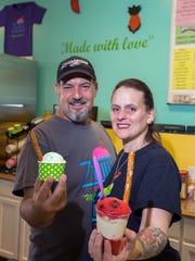 Zirilli's Chilli Treats in Cape Coral offers customers