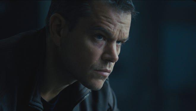 """Matt Damon appears in a scene from """"Jason Bourne."""""""