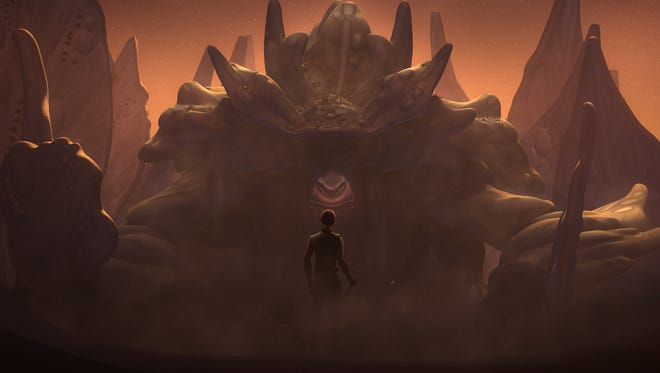 The season premiere of 'Star Wars Rebels' introduces the Bendu, voiced by 1970s 'Doctor Who' star Tom Baker.