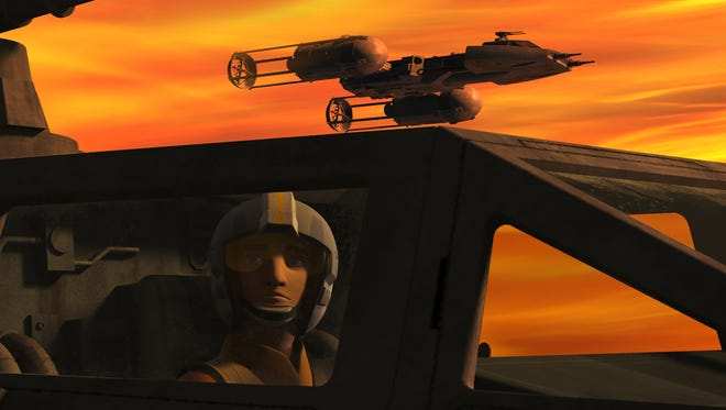 The final season of 'Star Wars Rebels' will premiere on Disney XD in the fall.