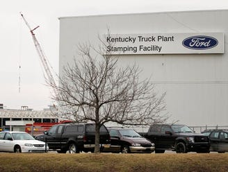 Ford Motor Co. will pay close to $540,000 to resolve discrimination case at Kentucky plant