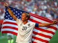 U.S. women's national team all-time leading goal scorers