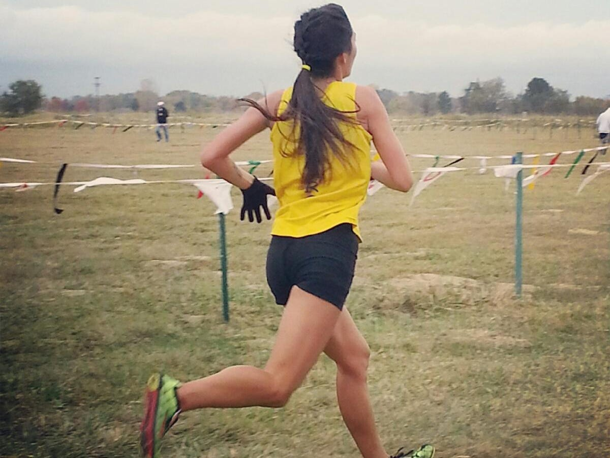 Tamika Russell - Caldwell High School cross country and track