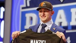 "Johnny ""Football"" Manziel"