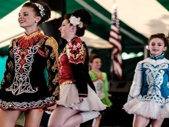 Irish dance groups will be performing at the Motor City Irish Fest.