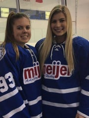Julianna Ward-Brown and Darian Locklear, Meijer AAA