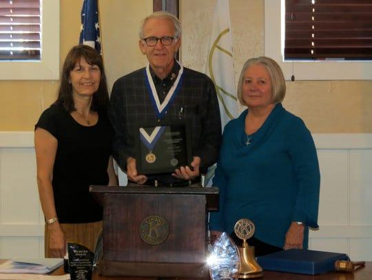 From left, Gloria Lehmer, Bob Lehmer and Rio del Sol