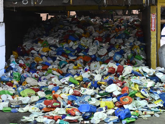 Tropical Recycling in Fort Pierce collects recyclables