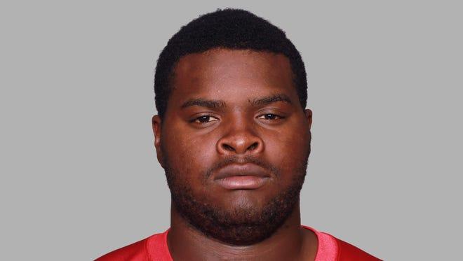 Titans tackle Terren Jones