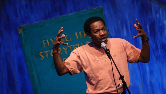 Emmy-winning storyteller Bobby Norfolk will spin the true tale of York, the only black man on the Lewis and Clark Expedition, at the Willamette Heritage Awards on March 7. York was William Clark's slave.