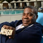 Tracy Morgan finds funny again in 'Fist Fight' after 'traumatic' accident