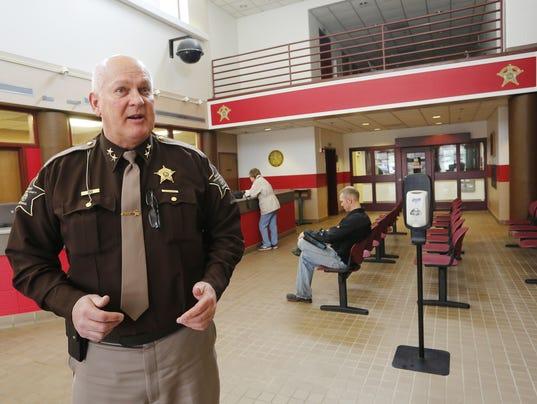LAF New Sheriff, new decor