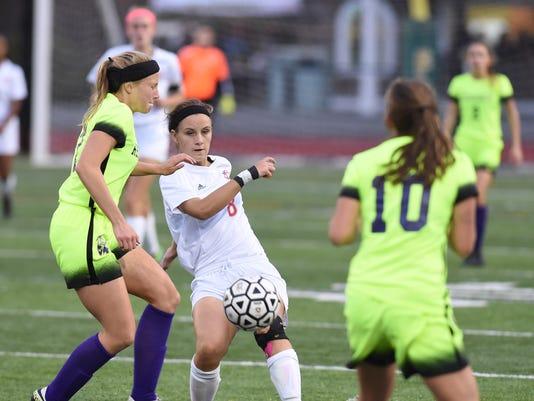 Primary - MHAL Girls Soccer Championship Rhinebeck Vs Red Hook