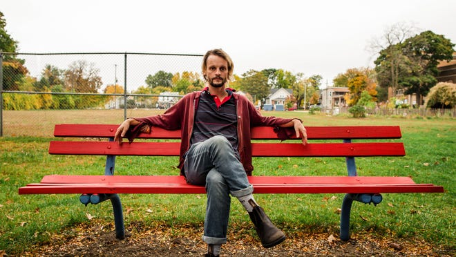 """""""Songs from the Annex,"""" is a collection of 12 songs that thematically and musically are """"pretty all over the place"""" but reflect that eclectic Tom Hymn vibe that fans have come to know and love since his first solo album in 2012."""