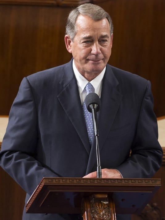US-POLITICS-CONGRESS-SPEAKER