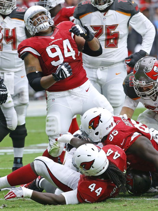 Buccaneers vs Cardinals 2016