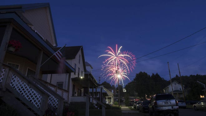 Ellwood City Area fireworks will still go off this year, despite the cancelation of the Arts, Crafts, Food and Entertainment Festival.