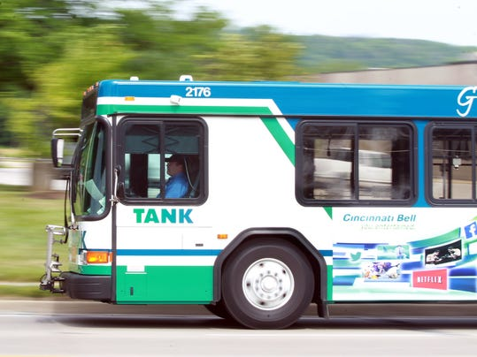 Tank Starts New East West Route On Monday