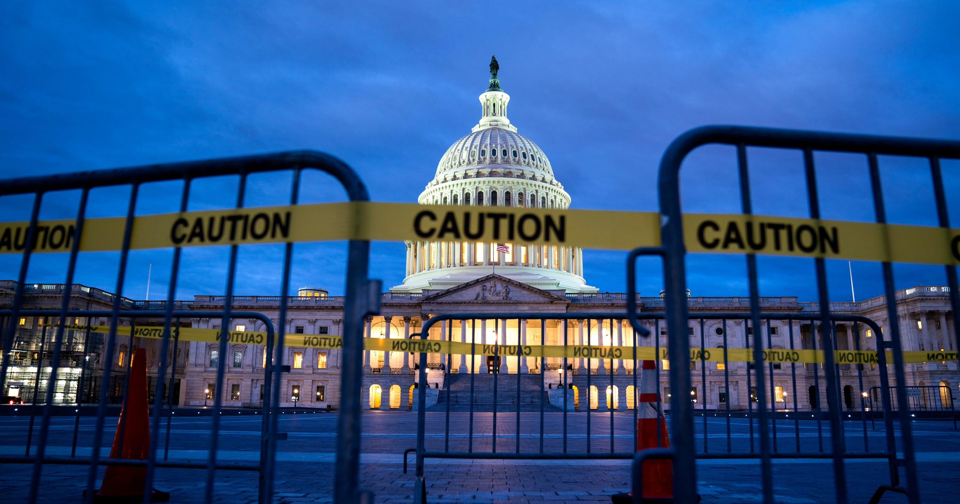 QnA VBage Government shutdown, Winter Storm Eboni: 5 things to know Thursday