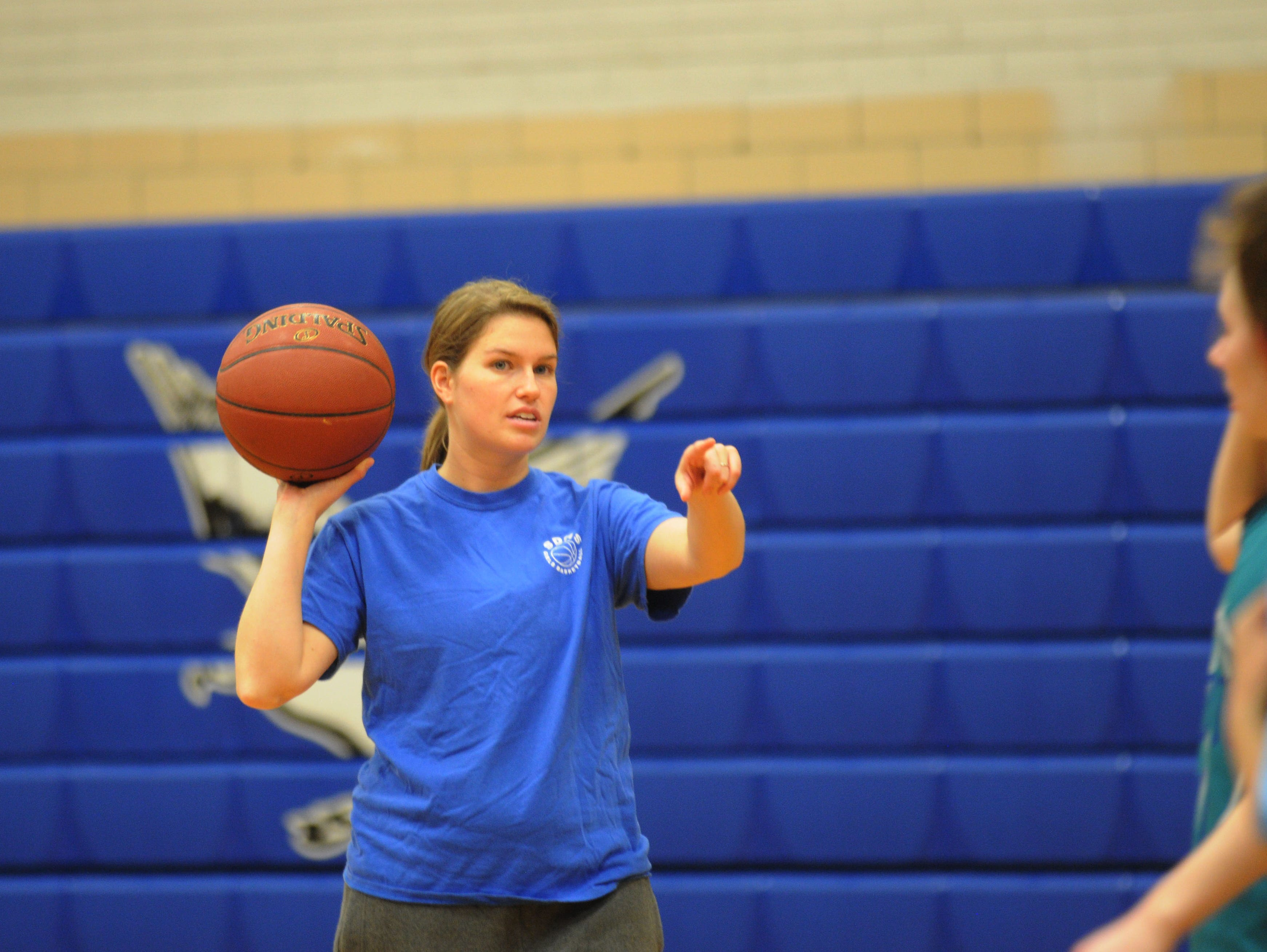 After three years of assisting, Kate Coates takes over as head coach of the Stephen Decatur girls basketball team.