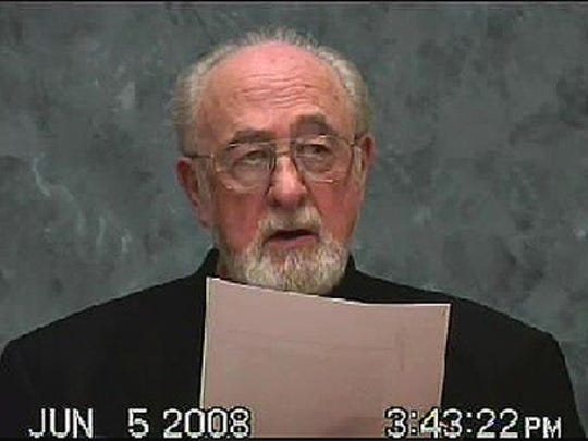 Retired Milwaukee Archbishop Rembert Weakland gives a videotaped deposition in June 2008 in which he acknowledges that he had returned abusive priests to church ministry without alerting parishioners.