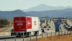 Otto, the self-driving truck startup bought by Uber,