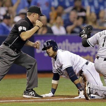 Rays vs. Sox
