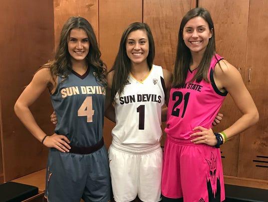 ASU women's basketball signees