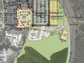 Map image of Garage C, which plans to add about 600
