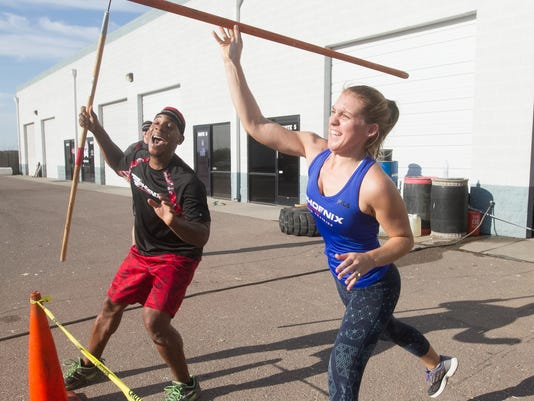 Obstacle Course Racing Gym