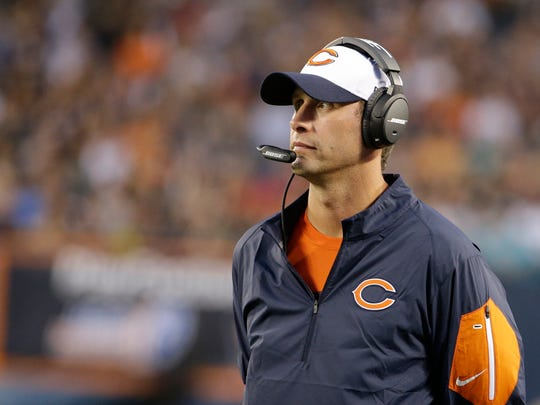 Before becoming the head coach of the Miami Dolphins, Adam Gase was a coach for the Chicago Bears