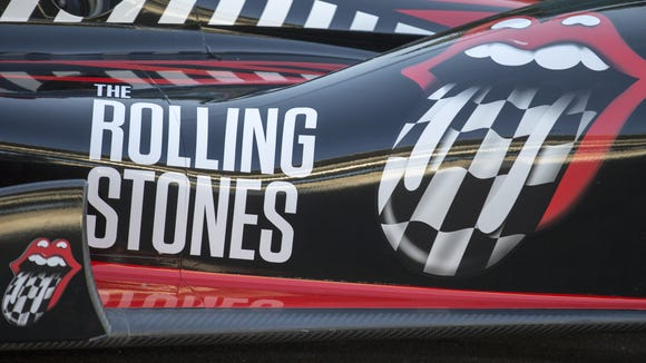 The Rolling Stones will play at Indianapolis Motor Speedway on July 4