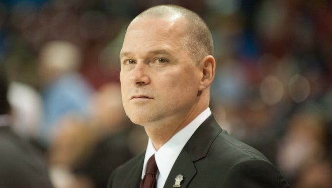 Dec 13, 2014; Sacramento Kings head coach Michael Malone.