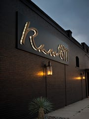 Raw 1899 is a combo art gallery and bar.