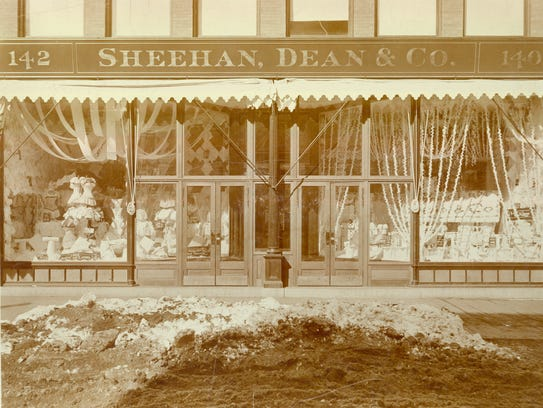 Sheehan, Dean and Co., at 142 W. Water St. in Elmira,