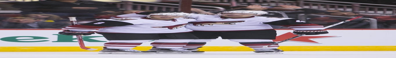 Game Day: Rangers at Coyotes