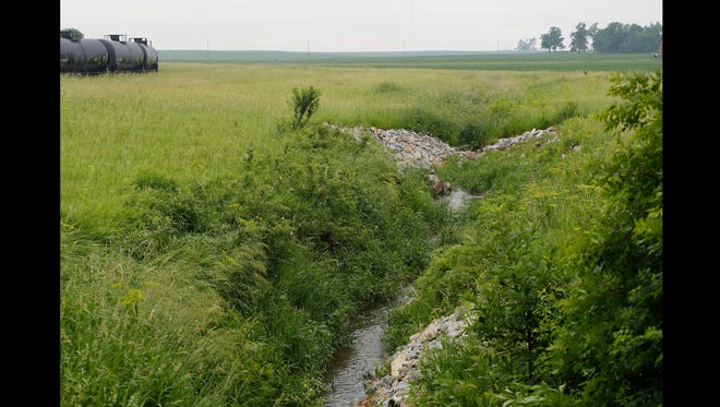 An Iowa House committee approved a water quality measure on Thursday.