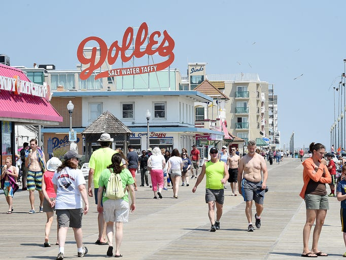 Rehoboth Beach business owners are hoping good weather