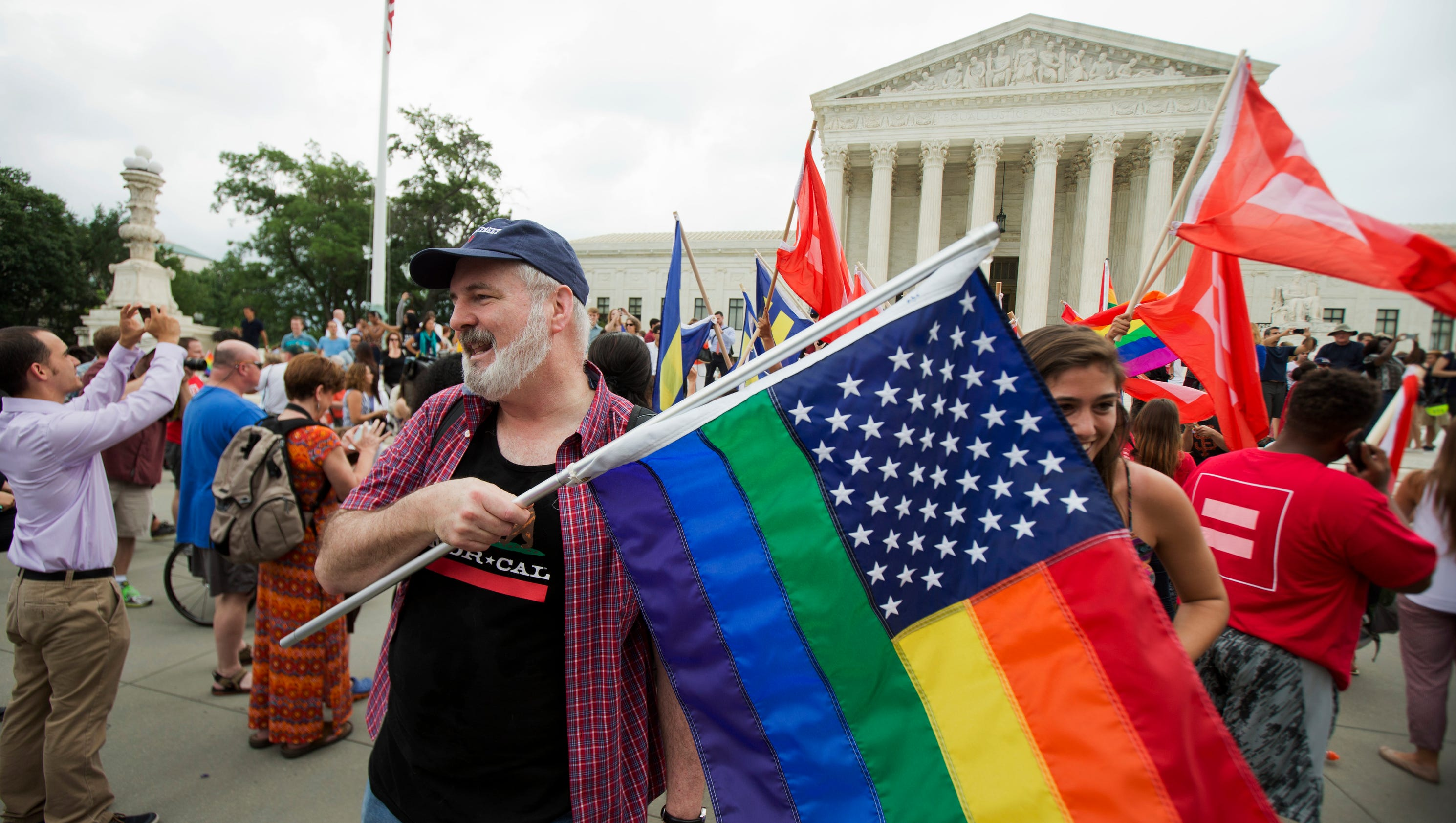 s historic Supreme Court ruling legalizing gay marriage in Washington